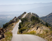 Skyline Drive near Cañon City, CO