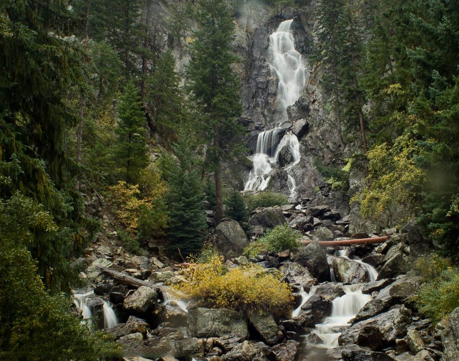 Northern rockies for Fish creek falls