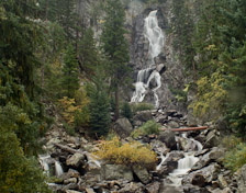 Fish Creek Falls - Steamboat Springs, CO