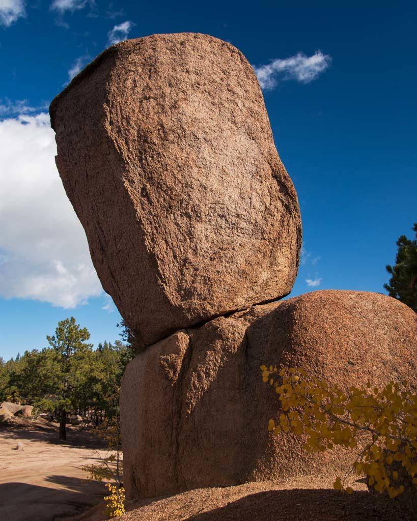balanced rock Mt Herman 108100101-2